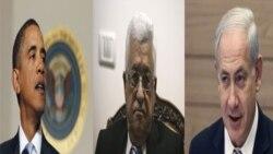 رییس جمهوری آمریکا با رهبران خاورمیانه ملاقات می کند