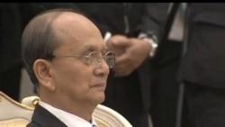 2012-04-04 美國之音視頻新聞: 東盟峰會呼籲結束制裁緬甸