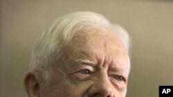 Former President Jimmy Carter, 12 Oct 2010