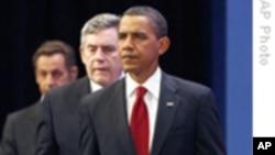 美英法领导人警告伊朗坦白供认核项目