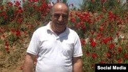 کرم اله خزائی، فعال مدنی ساکن کرج