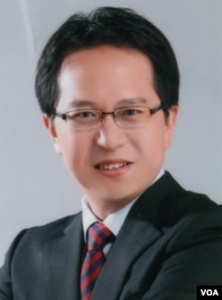 台湾民进党籍立委邱志伟 (台湾立法院网站)