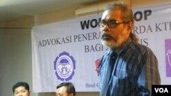 Ketua Komisi Perlindungan Anak Indonesia (KPAI) Arist Merdeka Sirait (foto: dok).