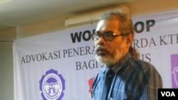 Arist Merdeka Sirait (Foto: dok).