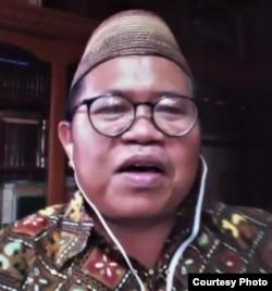 K.H. Marzuki Wahid menegaskan Islam memberi perhatian khusus kepada perempuan karena sering jadi korban kekerasan.(Tangkapan layar)