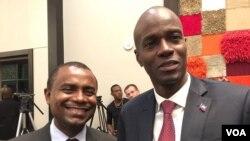 Haiti: Jovenel Moise's Inauguration