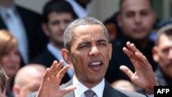 Նախագահ Օբաման կոչ է անում զարկ տալ նավթի հորատման աշխատանքներին