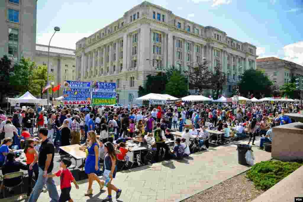 Vashingtondagi turk festivalidan, 29-sentabr, 2013-yil