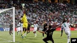 Nigeria vs Mexico U-17 2013