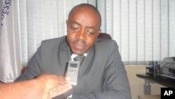 Dionísio Epalanga, presidente da Comissão Provincial Eleitoral da Huíla