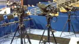 Our cameras are in place, waiting for final testing over the weekend.