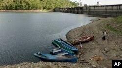 Quốc gia Nam Mỹ lệ thuộc nặng vào thủy điện này đang bị hạn hán.