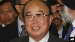 Menlu Korut Pak Ui Chun mengatakan Pyongyang tak akan menghentikan program nuklirnya jika AS tetap melakukan kebijakan permusuhan (foto: dok).