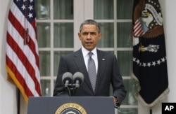 Le président Obama (20 octobre 2011)