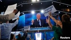 El expresidente Bill Clinton habló de su esposa para tratar de reintroducirla con los votantes.