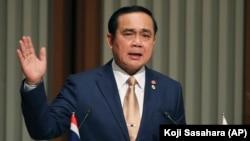 PM Thailand Prayuth Chan-ocha (Foto: dok/ AP Photo/Koji Sasahara)