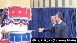 کابل کې د امریکا سفارت د جولای څلورمه د امریکا خپلواکۍ ۲۴۳ مه کلیزه د چچهارشنبې په ورځ ولمانځله.