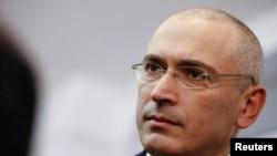 Nga bỏ tù ông Khodorkovsky 10 năm, và thu giữ các tài sản của Yukos.