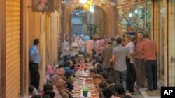 Muryoyin Ramadan: Abuja