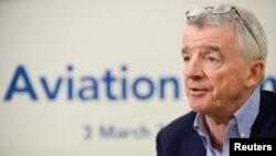 Глава Ryanair Майкл О'Лири