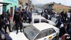 Honduras tiene el mayor índice de asesinatos del mundo desde 2010 con más de 75,6 asesinatos por cada 100.000 habitantes.