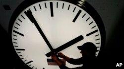 Con el otoño regresa el horario estándar a Estados Unidos.