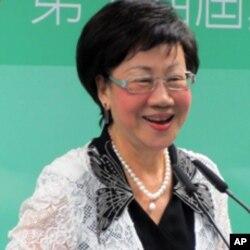 台灣前副總統 呂秀蓮