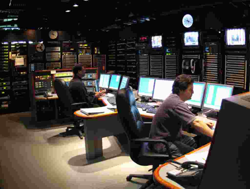 Radio Master Control is the 'nerve center' controlling our radio broadcasts