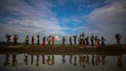 ႐ုိဟင္ဂ်ာအေရးနဲ႔ ဖိလစ္ပုိင္ သတင္းေဖာ္ထုတ္မႈအတြက္ Reuters သတင္းဌာန ပူလစ္ဇာဆုရ