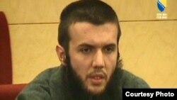 Munib Ahmetspahić, uhapšen je na sarajevskom aerodromu FOTO:BIRN BIH