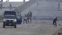 Un nouveau manifestant tué par les forces de sécurité en Guinée