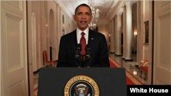 پنج سال پیش، اوباما ناگهان در خبری اعلام کرد بن لادن کشته شده است.
