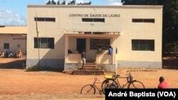 Centro de Saúde, Milange, Zambézia, Moçambique