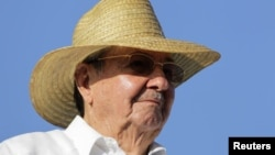 Presiden Kuba, Raul Castro, berulang tahun ke-81, Minggu 2 Juni 2012 (Foto: dok).