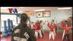 Pelatih Kung Fu di Amerika - VOA Career Day