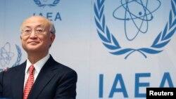 Kepala Badan Energi Atom Internasional (IAEA) Direktur Jenderal Yukiya Amano (Foto: dok).