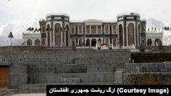 کاخ مجلل پغمان نیز برای میزبانی جنش نوروز ساخته شده بود