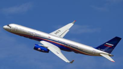 Máy bay Tu-214ON của Không quân Nga.