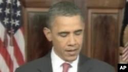 奥巴马总统将向阿拉伯世界发表讲话
