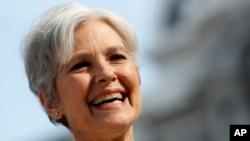 La Dra. Jill Stein, candidata presidencial por el Partido Verde, dice que puede convertirse en la próxima presidenta de Estados Unidos.