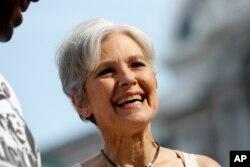 Cựu ứng cử viên tổng thống Đảng Xanh Jill Stein