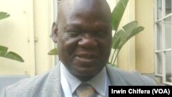 Senator Nyamayabo Mashavakure