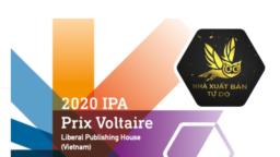 Nhà xuất bản Tự Do, một nhà xuất bản bị cấm hoạt động tại Việt Nam, hôm 6/3/2020 đã được xướng tên cho giải thưởng Prix Voltaire 2020. Photo IPA.
