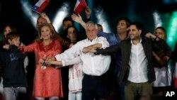 Uno de los favoritos para la presidencia de Chile es el exmandatario y derechista Sebastián Piñera, quien fue presidente de 2010 al 2014.