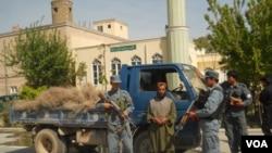 شهزاده باشنده ولسوالی شندند هرات در اسارت پولیس