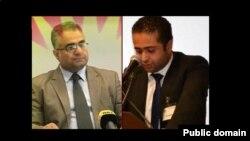 Nasser Babakhani & Shamal Bashiri