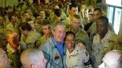 گاهشمار حضور نظامی آمريکا در عراق