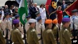 Президент і перша леді США в Ізраїлі