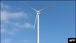Tua bin sử dụng sức gió