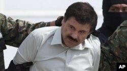 Хоакин Гусман по прозвищу «Эль-Чапо»